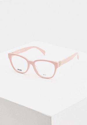 Оправа Moschino MOS524/F 35J. Цвет: розовый