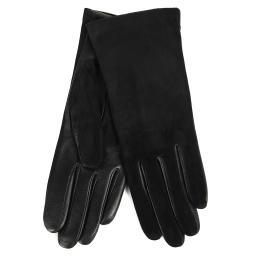 Перчатки INES/AGN/W черный AGNELLE