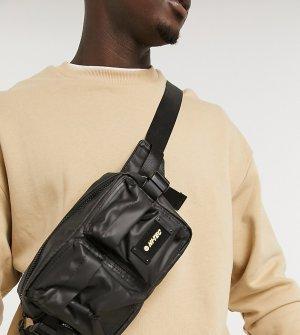 Черная сумка-кошелек на пояс -Черный цвет Hi-Tec