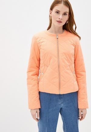 Куртка утепленная Baon. Цвет: оранжевый