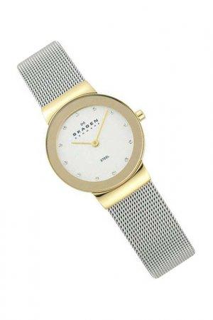 Наручные часы SKAGEN. Цвет: белый