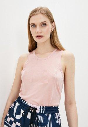 Майка N21. Цвет: розовый