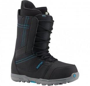Ботинки для сноуборда Invader Burton. Цвет: темно-синий