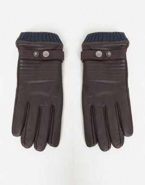 Перчатки -Коричневый цвет Boardmans
