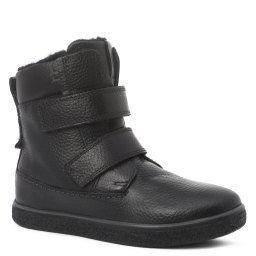 Ботинки 760342 черный ECCO