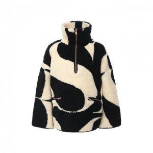 Куртка See by Chloé. Цвет: чёрно-белый