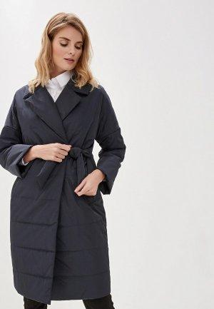 Куртка утепленная Argent. Цвет: синий
