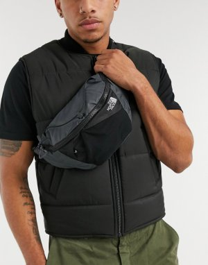 Серая сумка-кошелек на пояс Lumbnical S-Серый The North Face