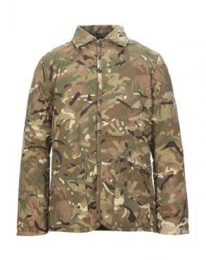 Пиджак LAVENHAM. Цвет: зеленый-милитари