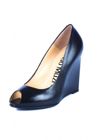 Туфли NANDO MUZZI. Цвет: черный