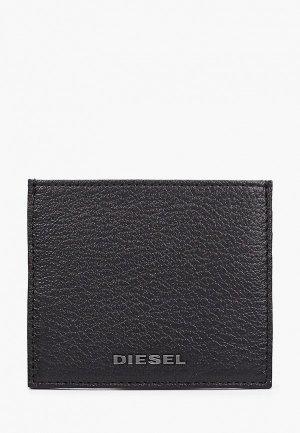 Кредитница Diesel. Цвет: черный