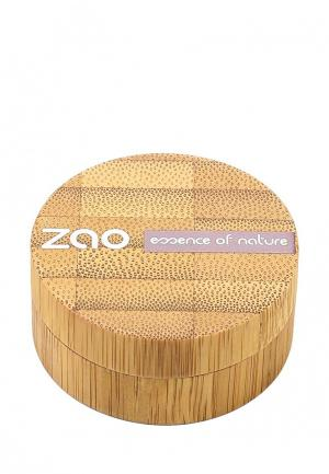 Тени для век ZAO Essence of Nature перламутровые 115 рубин, 3 г. Цвет: бордовый