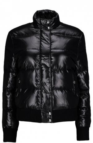 Куртка-бомбер Givenchy. Цвет: черный