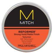 Текстурирующий крем-гель сильной фиксации Reformer (85 мл) Mitch