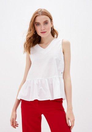 Топ Baon. Цвет: белый