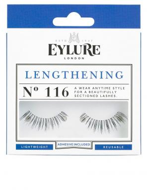 Накладные ресницы Lengthening № 116-Черный Eylure