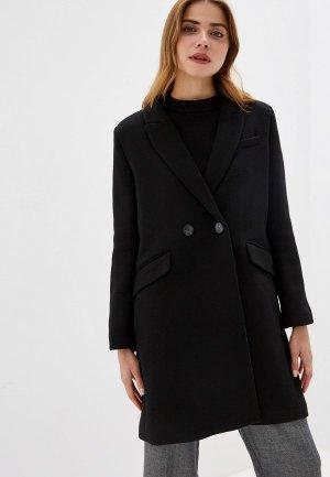 Пальто Mango - DALI. Цвет: черный
