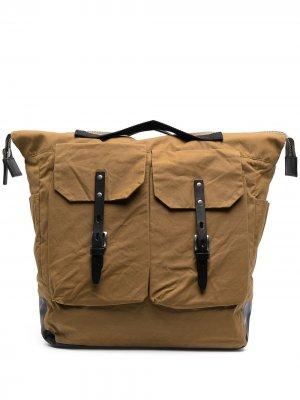 Рюкзак Frank Ally Capellino. Цвет: коричневый