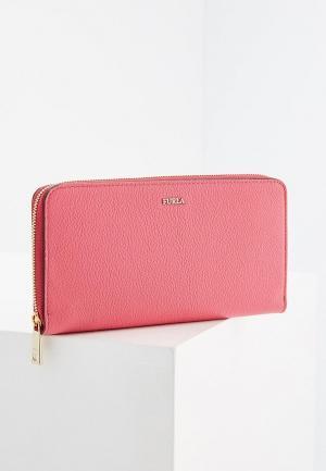 Кошелек Furla FU003BWZLE52. Цвет: розовый