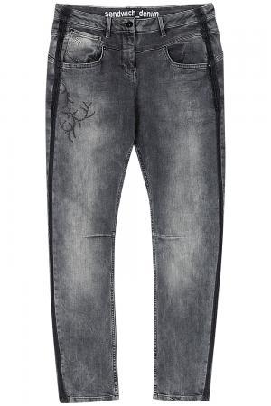 Укороченные джинсы Sandwich