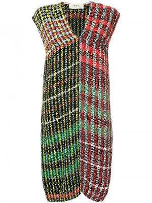 Клетчатое твидовое платье Ports 1961