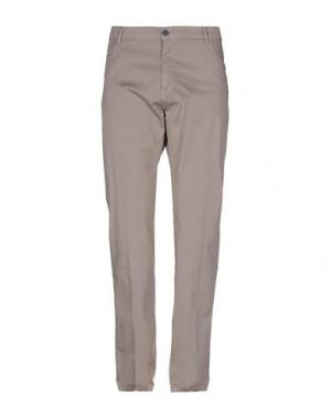 Повседневные брюки ARMATA DI MARE. Цвет: хаки