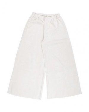 Повседневные брюки BISOUS. Цвет: бежевый