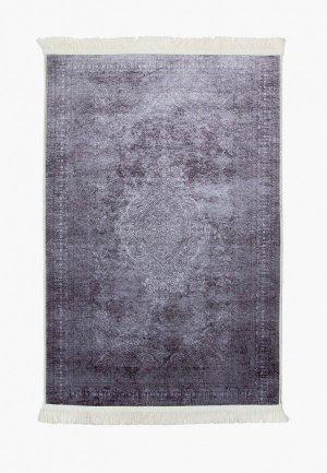 Коврик для ванной Arloni 70х110. Цвет: серый