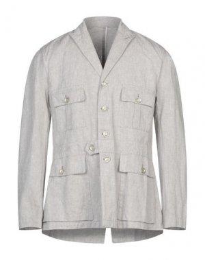 Пиджак EAST HARBOUR SURPLUS. Цвет: светло-серый