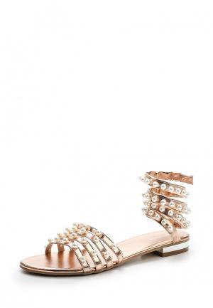 Сандалии Evita. Цвет: розовый