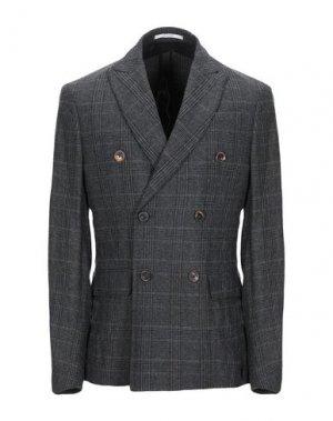 Пиджак AGLINI. Цвет: свинцово-серый