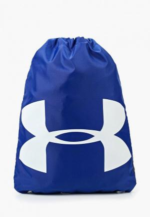 Мешок Under Armour UA Ozsee Sackpack. Цвет: синий