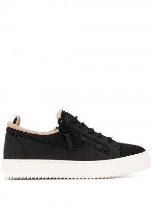 Low-top sneakers Giuseppe Zanotti. Цвет: черный