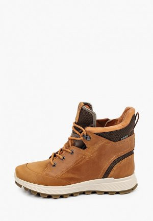 Ботинки Ecco EXOSTRIKE KIDS. Цвет: коричневый