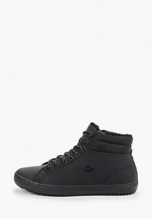 Ботинки Lacoste STRAIGHTSET THERMO 419 2 CMA. Цвет: черный