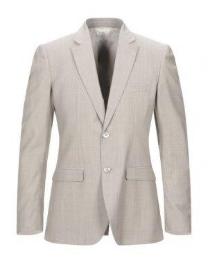 Пиджак THE EDITOR. Цвет: светло-серый