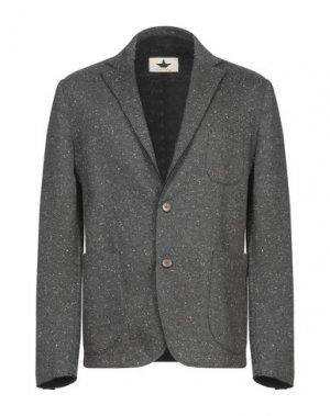 Пиджак MACCHIA J. Цвет: свинцово-серый