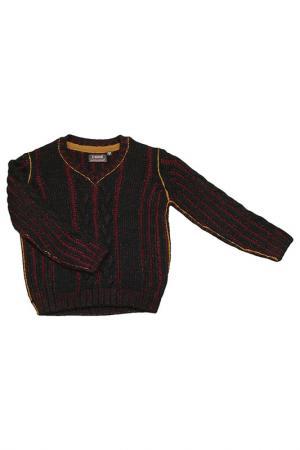 Пуловер E-Bound. Цвет: красный