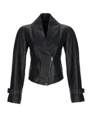 Куртка GARETH PUGH. Цвет: черный