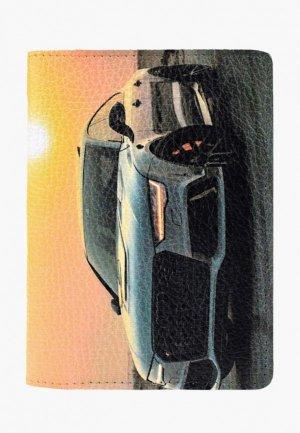 Обложка для документов BB1. Цвет: разноцветный