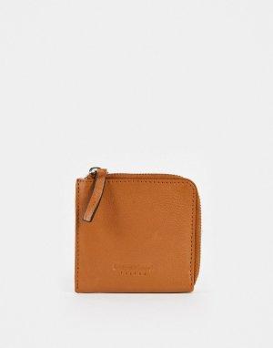 Кожаный бумажник Hendon-Коричневый цвет Bolongaro Trevor