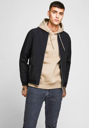 Куртка Jack & Jones. Цвет: черный