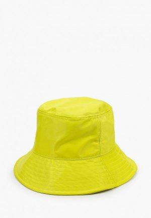 Панама Pieces. Цвет: желтый