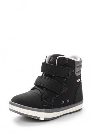 Ботинки Reima Patter. Цвет: черный