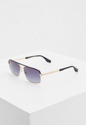 Очки солнцезащитные Marc Jacobs 473/S RHL. Цвет: золотой