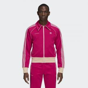 Олимпийка Wales Bonner 70s Originals adidas. Цвет: розовый