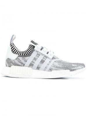 Кроссовки Originals EQT Support Primeknit adidas. Цвет: серый