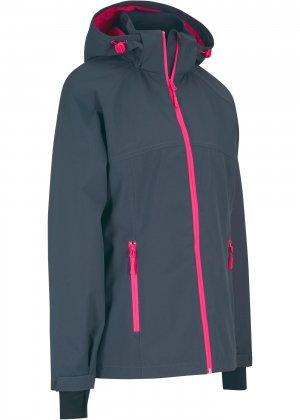 Куртка спортивная bonprix. Цвет: синий