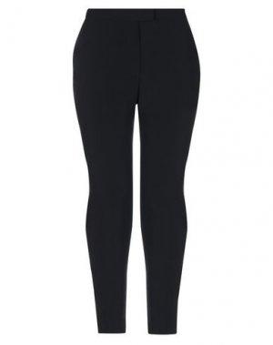 Повседневные брюки CACHAREL. Цвет: черный