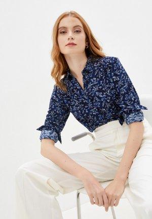 Блуза Top Secret. Цвет: синий